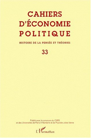 Couverture HISTOIRE DE LA PENSEE ET THEORIE