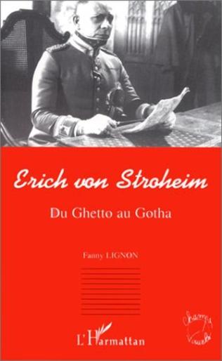 Couverture ERICH VON STROHEIM
