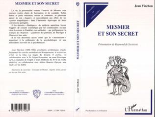 Couverture MESMER ET SON SECRET