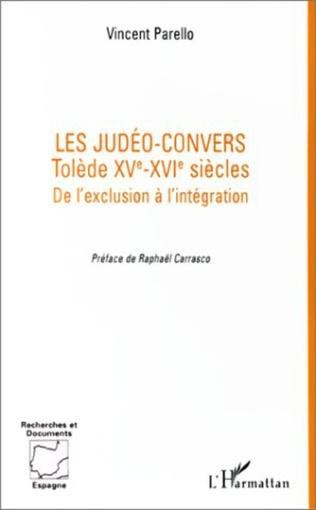 Couverture LES JUDÉO -CONVERTIS