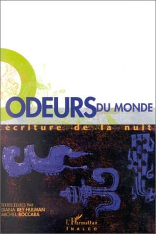 Couverture ODEURS DU MONDE