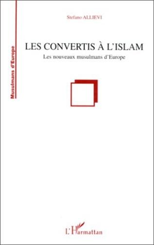 Couverture LES CONVERTIS A L'ISLAM