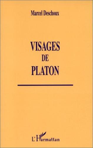 Couverture VISAGES DE PLATON