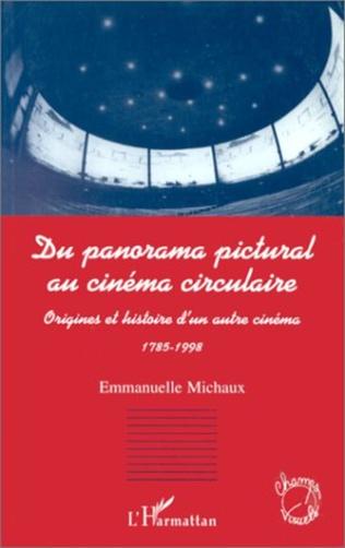 Couverture PANORAMA (DU) PICTURAL AU CINEMA CIRCULAIRE