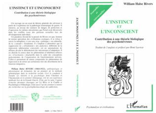 Couverture L'INSTINCT ET L'INCONSCIENT