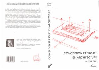 Couverture CONCEPTION ET PROJET EN ARCHITECTURE