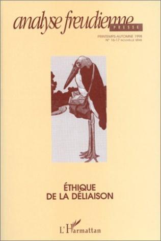 Couverture Ethique de la déliaison (n°16-17)