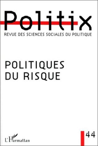 Couverture POLITIQUE DU RISQUE