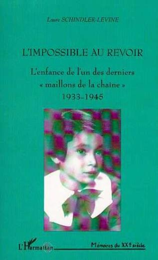 Couverture L'IMPOSSIBLE AU REVOIR