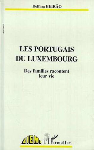 Couverture LES PORTUGAIS DU Luxembourg