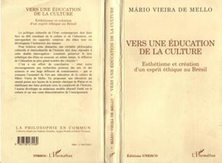 Couverture VERS UNE EDUCATION DE LA CULTURE