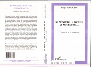 Couverture MONDE (DU) DE LA VOITURE AU MONDE SOCIAL