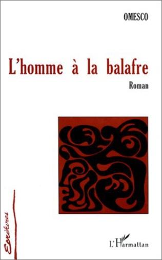 Couverture L'HOMME A LA BALAFRE