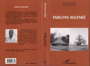 Couverture PARLONS MALINKE
