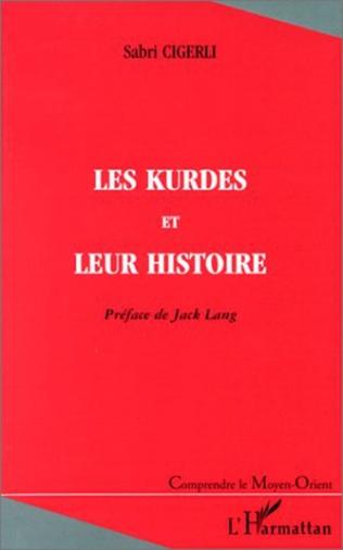 Couverture LES KURDES ET LEUR HISTOIRE