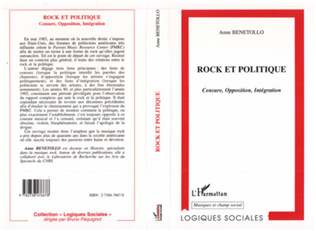 Couverture ROCK ET POLITIQUE