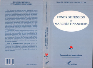 Couverture FONDS DE PENSION ET MARCHES FINANCIERS