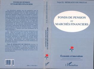 Couverture FONDS DE PENSION ET MARCHES FINANCIERS