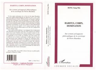 Couverture HABITUS, CORPUS, DOMINATION