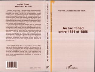 Couverture AU LAC TCHAD ENTRE 1851 ET 1856