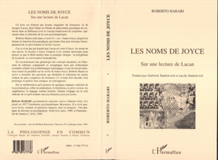 Couverture LES NOMS DE JOYCE