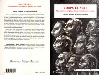 Couverture CORPS ET ARTS