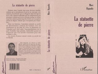 Couverture LA STATUETTE DE PIERRE