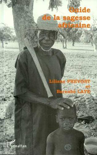 Couverture GUIDE DE LA SAGESSE AFRICAINE