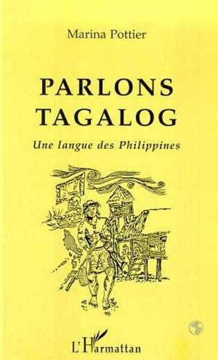 Couverture PARLONS TAGALOG