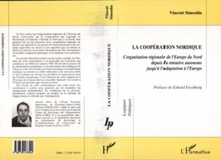 Couverture LA COOPÉRATION NORDIQUE