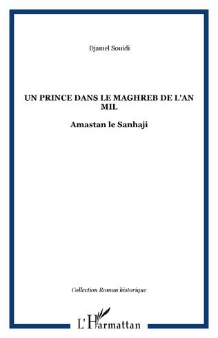 Couverture Un prince dans le Maghreb de l'an mil