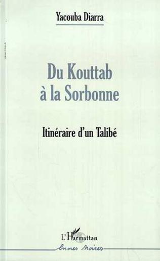 Couverture DU KOUTTAB À LA SORBONNE