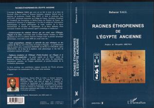 Couverture RACINES ÉTHIOPIENNES DE L'EGYPTE ANCIENNE