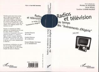 Couverture Radios et télévision au temps des