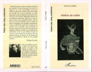 Couverture ATELIER DE SABLE