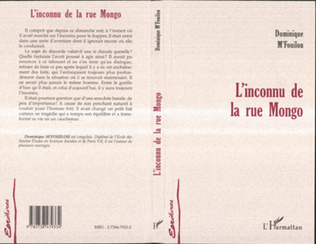 Couverture L'INCONNU DE LA RUE MONGO