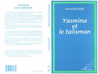 Couverture Yasmina et le talisman