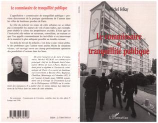 Couverture LE COMMISSAIRE DE TRANQUILLITÉ PUBLIQUE