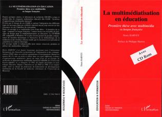 Couverture LA MULTIMEDIATISATION EN EDUCATION