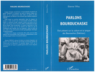 Couverture PARLONS BOUROUCHASKI