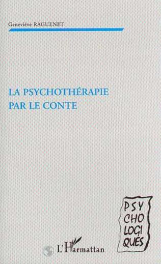 Couverture PSYCHOTHÉRAPIE PAR LE CONTE