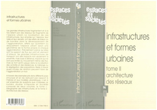 Couverture INFRASTRUCTURES ET FORMES URBAINES (Tome 2)