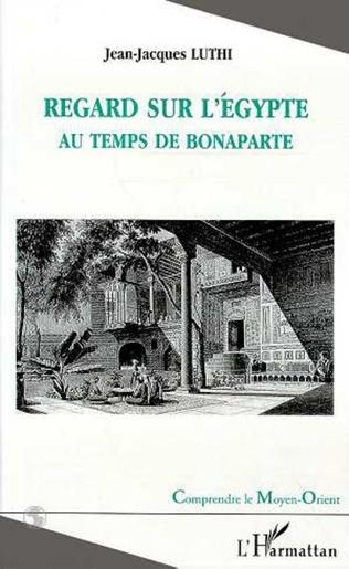 Couverture REGARD SUR L'EGYPTE AU TEMPS DE BONAPARTE