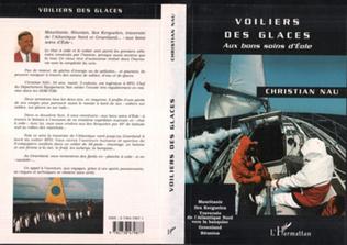 Couverture VOILIERS DES GLACES