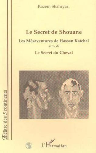 Couverture LE SECRET DE SHOUANE