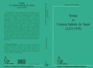 Couverture VENISE ET L'ÉMIRAT HAFSIDE DE TUNIS (1231-1535)