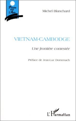 Couverture VIETNAM-CAMBODGE