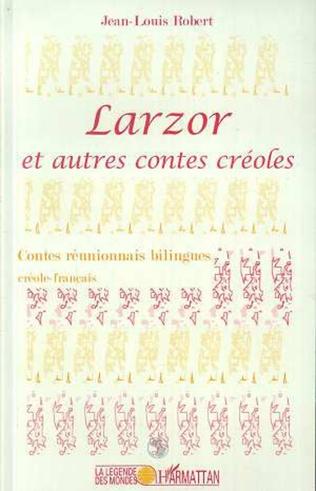 Couverture LARZOR et autres contes créoles