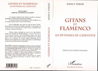 Couverture GITANS ET FLAMENCO