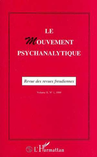 Couverture Psychanalyse et anthropologie